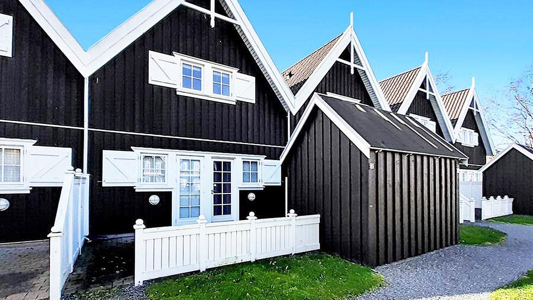 Hus Rørvig außen