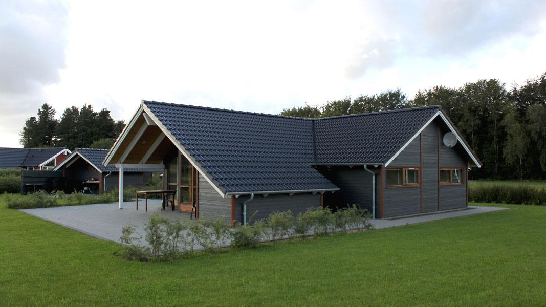 Hus Ansager Søgård außen