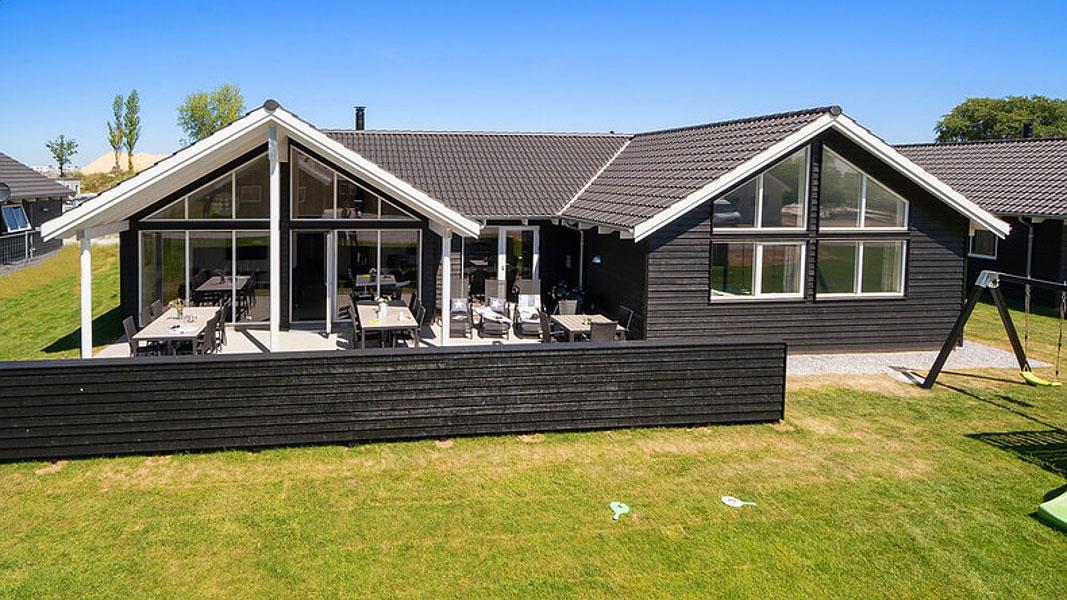 Maasholm Poolhaus außen