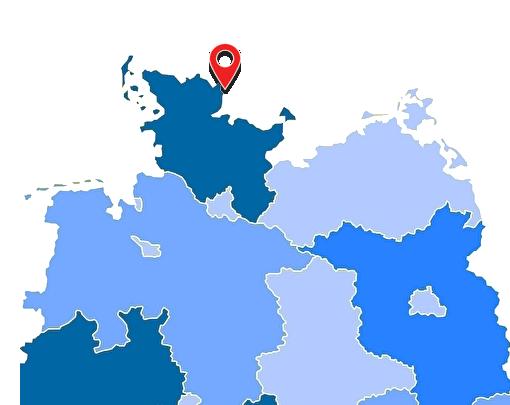 Lage von T845