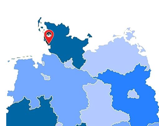 Lage von U490